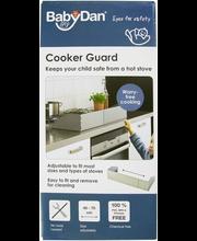 Liesisuoja cooker guard