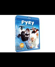 Pyry - Valkoinen gorilla Blu-ray