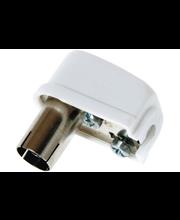 Qnect IEC antenniliitin naaras