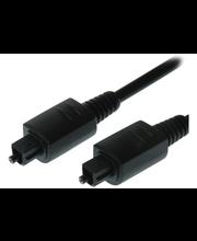 Qnect optinen Toslink johto 3M