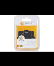 QNECT HDMI® kytkin 3 sisään, 1 ulos