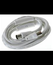 QBULK IEC antennijohto 2M