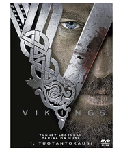 Dvd vikings 1 kausi