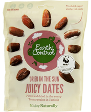 Earth Control 250g Juicy Dates kuivatut taatelit