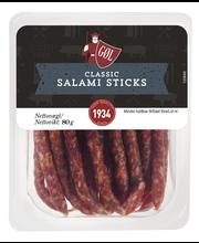 Salami Sticks 80g