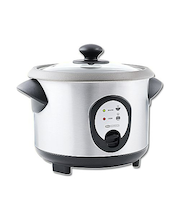 OBH Nordica Rice Cooker Inox 6322 riisikeitin