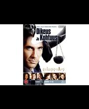 Oikeus ja kohtuus - 1. kausi 4-DVD-box