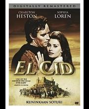 Dvd El Cid-Kuninkaan Sot