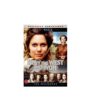 Villiin länteen - Box 2 (DVD)