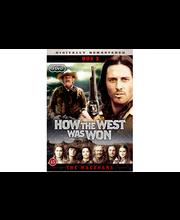 Villiin länteen - Box 3 (DVD)
