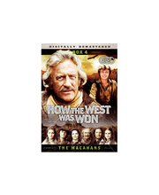 Villiin länteen - Box 4 (DVD)
