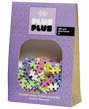 Plus Plus MINI Pastel 300 kpl