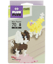 Plus mini pastel 70 dogs