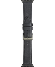 Watch strap 40mm-bk/grey