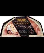 Castello White 150 g  tryffeli valkohomejuusto