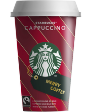 Starbucks 220ml cappuccino
