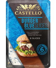 Castello 150g Burger B...