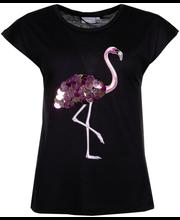 N.t-paita flamingo