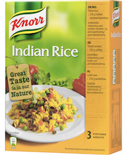 Knorr 256g Indian Rice ateria-aines