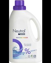 Neutral 1L Color pyykinpesuneste