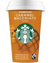 Starbucks 220ml Caramel Macchiato