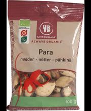 Urtekram luomu Parapähkinä