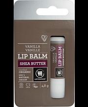 Urtekram luomu Sheavoi-huulirasva vanilja 4,8g