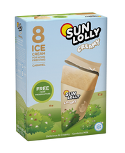 Sun Lolly 8x60ml/65g C...