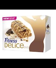 Nestlé Fitness 6x22.5g Delice duo viljavälipalapatukka