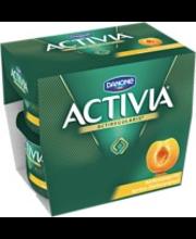 Danone Activia 4x125g aprikoosijogurtti