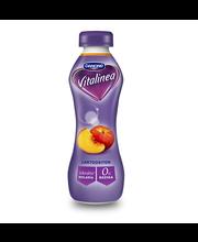 Danone Vitalinea 0% 310g persikka jogurttijuoma
