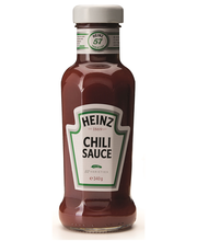 Heinz 340g Chili sauce Chilikastike