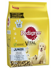 Pedigree 3kg Junior Ka...
