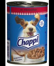 Chappi 400g Lihaa, täysrehua aikuisille koirille