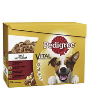 Pedigree 12x100g Adult...