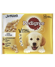 Pedigree 4x100g Junior...