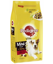 PEDIGREE Mini <10kg 2k...