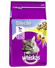 Whiskas 1  950g Steril...