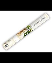 Konfettitykki ruusunterälehdet valkoinen