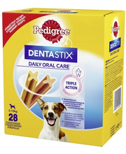 Pedigree DentaStix 4x110g Small kuukausipakkaus