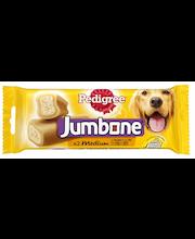 Pedigree Jumbone 200g Kana-riisi medium täydennysrehua aikuisille koirille