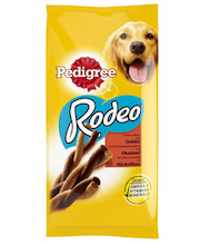 PEDIGREE 140g Rodeo hä...
