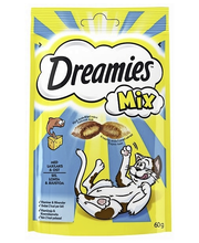 Dreamies 60g Mix lohi&...