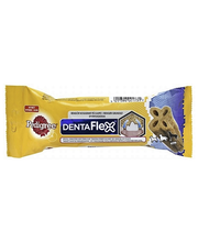 PEDIGREE0120g DentaFlex Large, täydennysrehua yli 4 kk:n ikäisille koirille