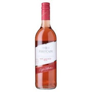 First CapeCafe Collection 750ml Rose viini 4 % Vol.