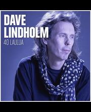 Lindholm Dave:40 Laulua