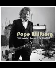 Willberg Pepe:mestarin La