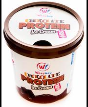 Wheyhey 150ml Suklaa proteiinijäätelö
