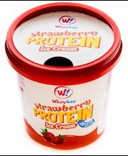 Wheyhey 150ml Mansikka proteiinijäätelö