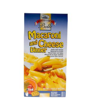 Missisippi Belle Macaroni&Cheese